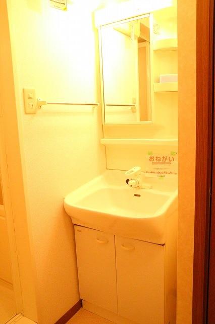 コンフォート恵 A 02010号室の洗面所