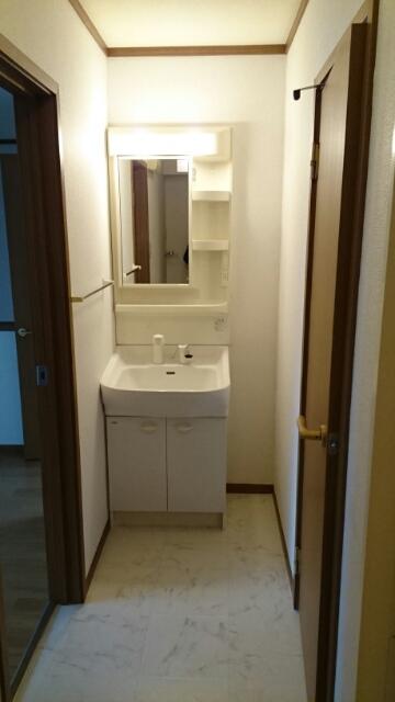 クラベ-ルⅡ 202号室の洗面所