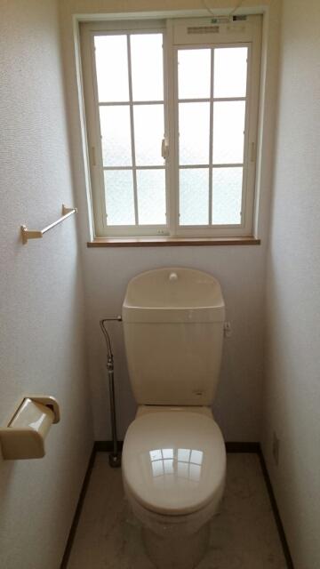 クラベ-ルⅡ 202号室のトイレ