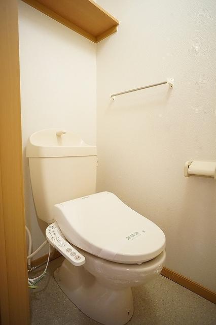 セレーノ C 02010号室のトイレ