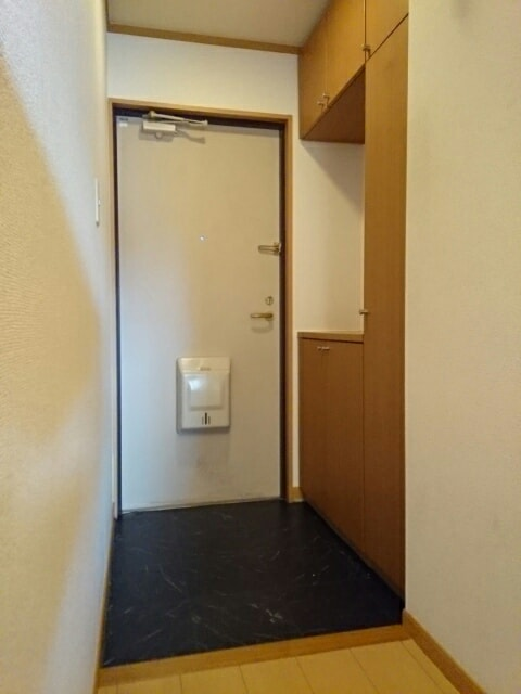 エストレーノ豊が丘 106号室の玄関