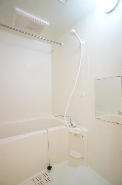 セントラルコート 01020号室の風呂