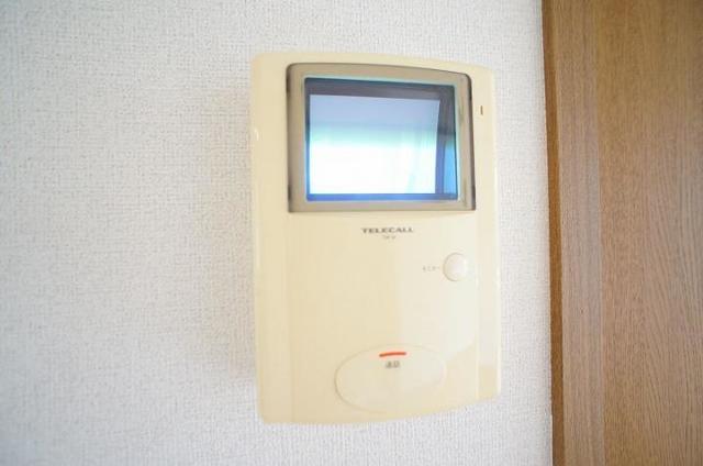 セントラルコート 01020号室のセキュリティ