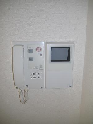 カーサ オーラ・ソーレ 403号室のセキュリティ