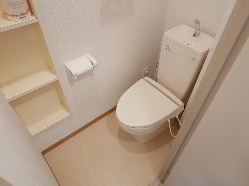 ラフィーネ 伏見 102号室のトイレ