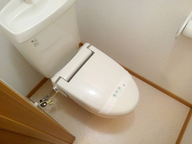 ポリッシュ・メゾン B 02020号室のトイレ