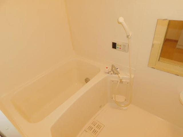 リバーサイド鬼怒C 205号室の風呂