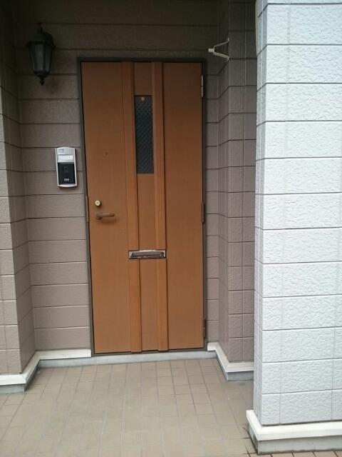 コラ-ジュ88 102号室の玄関