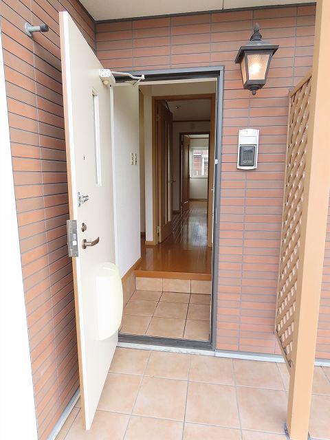 ジョイヌA 01010号室の収納