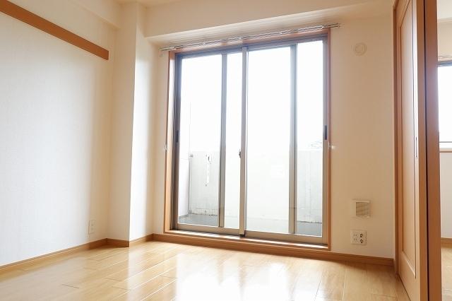 シャンクレール清瀬 02020号室のリビング