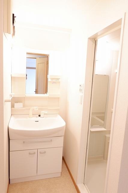 シャンクレール清瀬 02020号室の洗面所