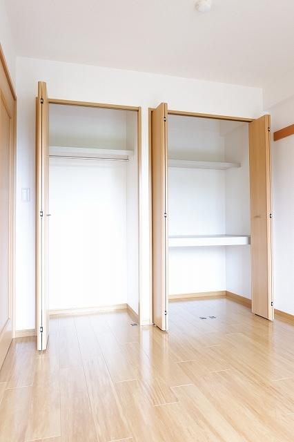 シャンクレール清瀬 02020号室の収納