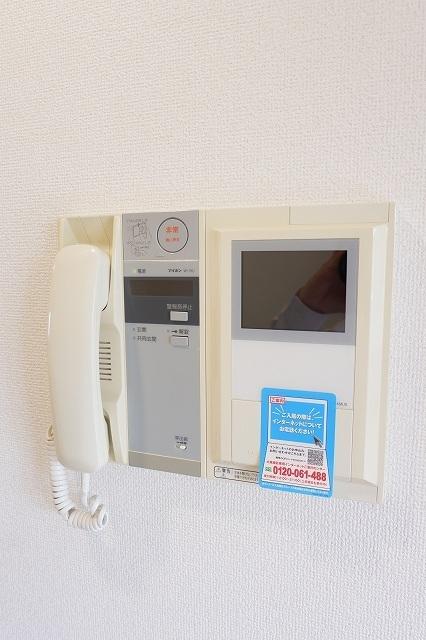 シャンクレール清瀬 02020号室のセキュリティ