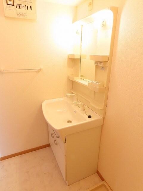 メゾンベルかたくり 01040号室の洗面所
