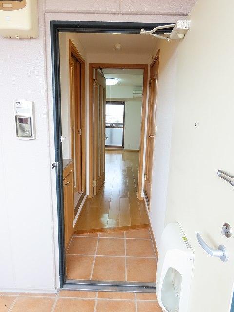 グレイスヴィラ 03050号室の玄関