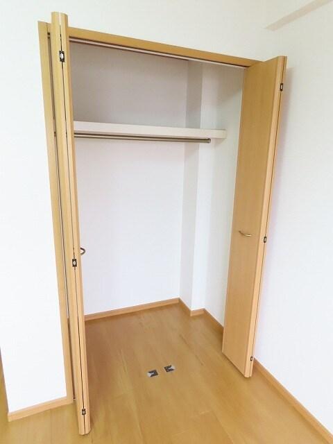 グレイスヴィラ 03050号室の収納