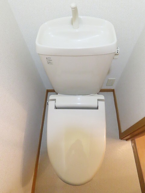 グレイスヴィラ 03050号室のトイレ