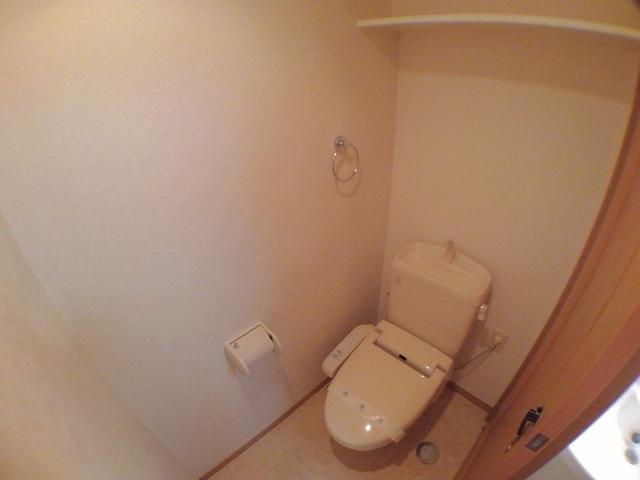 サン ハウス 302号室のトイレ