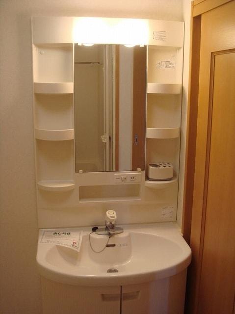サン ハウス 401号室の洗面所
