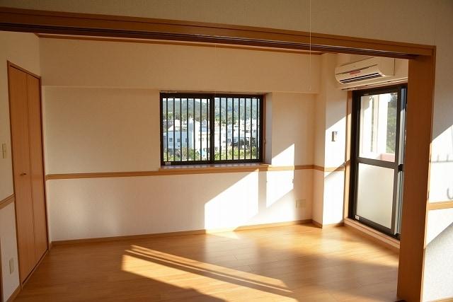 サン ハウス 401号室の設備