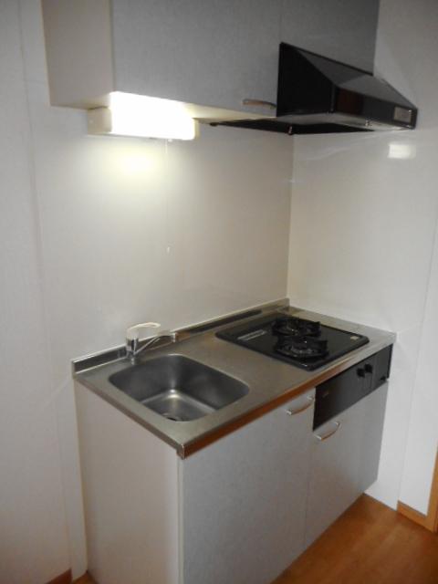 ブリーズ・アヴェニュー 02010号室のキッチン