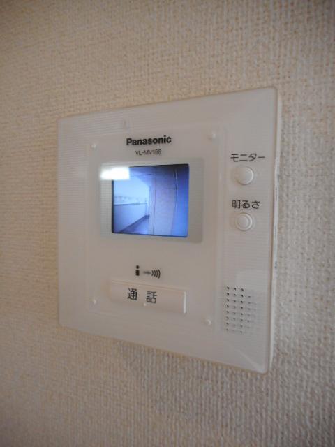 ブリーズ・アヴェニュー 02010号室のセキュリティ