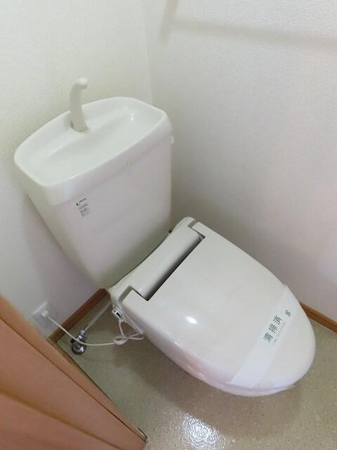 アニュー アフェニティー 02020号室のトイレ