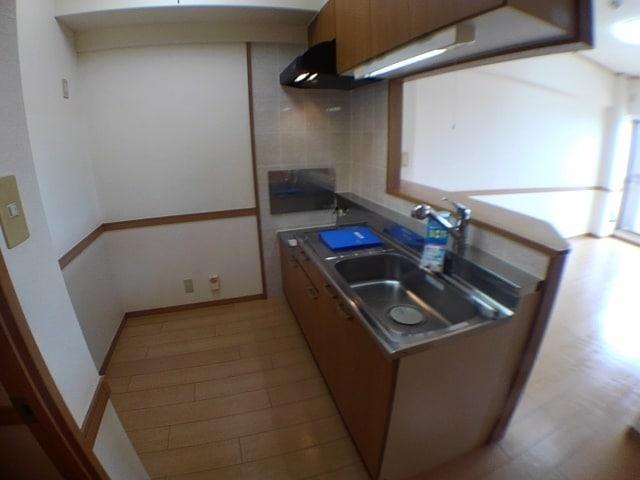 クラシオン ナゴA 403号室のキッチン