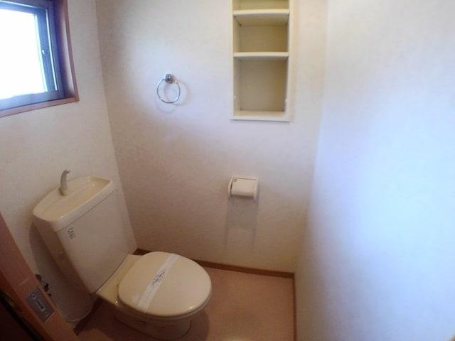 クラシオン ナゴA 403号室のトイレ
