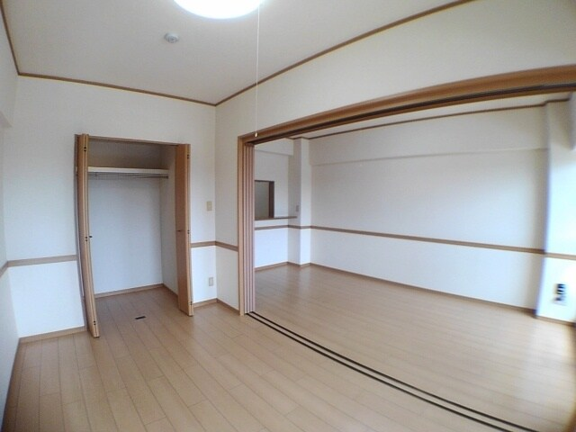 クラシオン ナゴA 403号室のベッドルーム