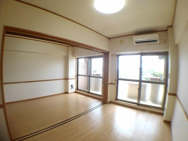 クラシオン ナゴA 403号室の収納