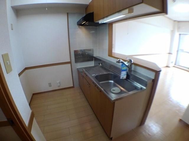 クラシオン ナゴA 503号室のキッチン