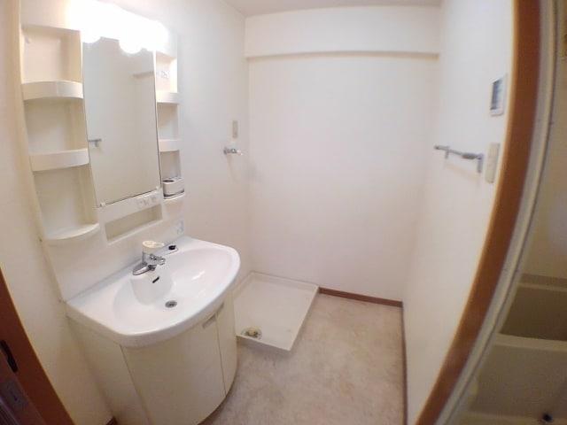 クラシオン ナゴA 503号室の洗面所