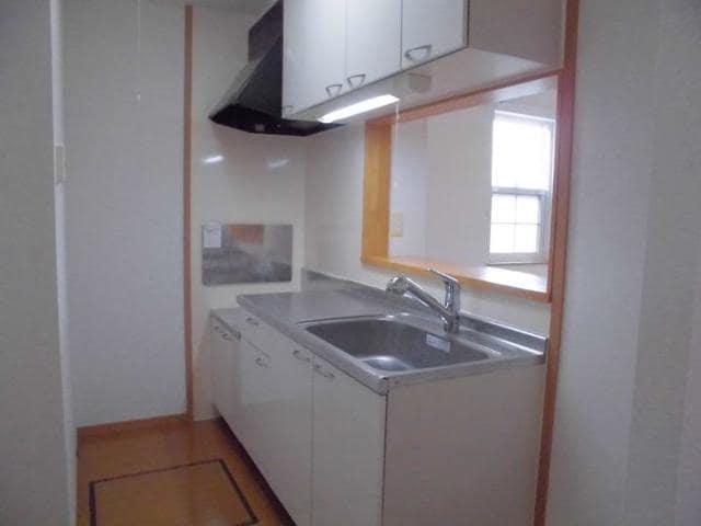 ノ-ヴァトワーレ C 01040号室のキッチン
