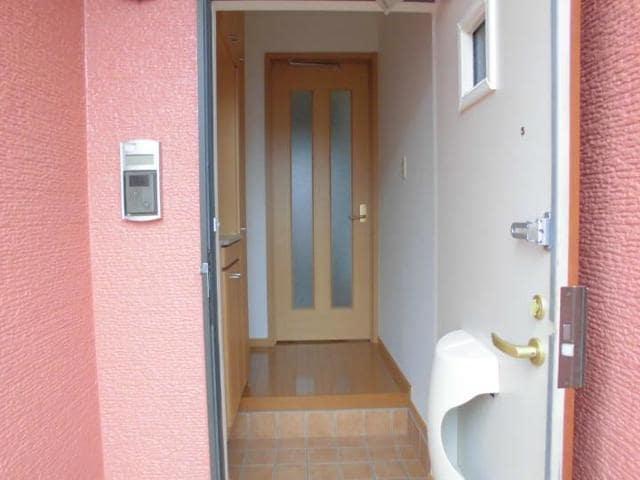 ノ-ヴァトワーレ C 01040号室の洗面所