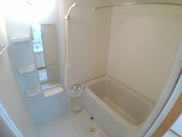 ハイツいらはⅡ 403号室の風呂