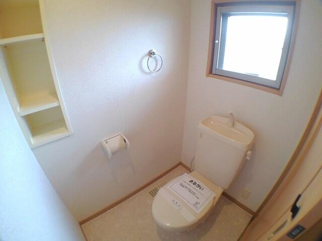 ハイツいらはⅡ 403号室のトイレ