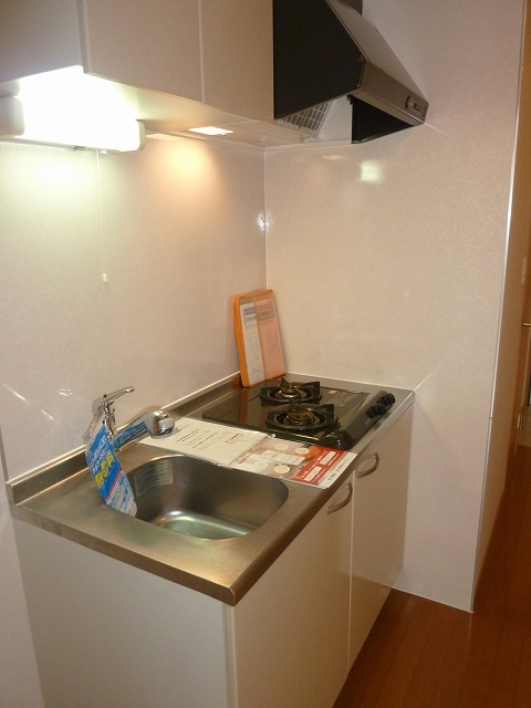 アタラクシア 01190号室のキッチン