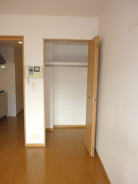 アタラクシア 01190号室の収納