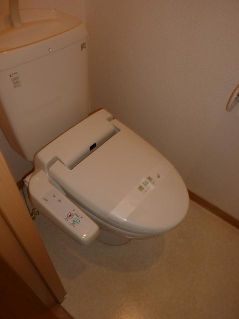 アタラクシア 01190号室のトイレ