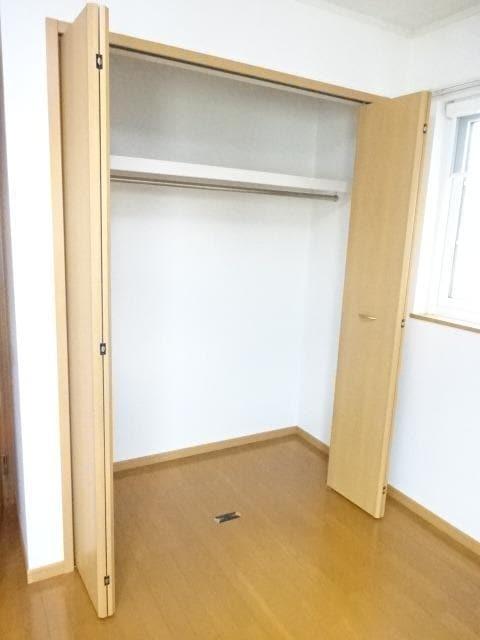 シャトレ ハイムⅢ 02030号室の収納