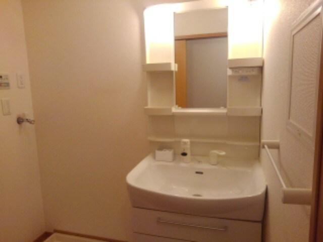 クローバー赤土 Ⅰ 02010号室の洗面所