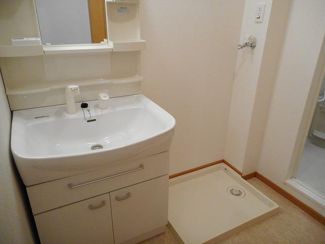 サンパティーク・レイ 105号室の洗面所