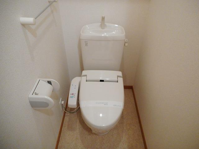 サンパティーク・レイ 105号室のトイレ