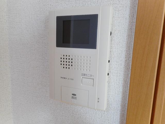 サンパティーク・レイ 105号室のセキュリティ