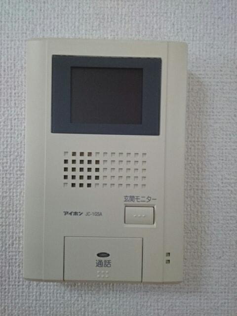 ハッピーワン D 02020号室のセキュリティ