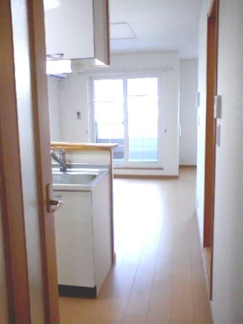 グランツ 02020号室のキッチン
