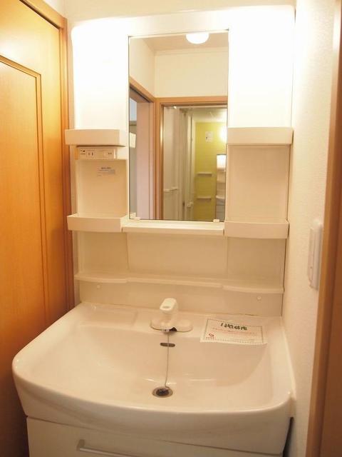 グランツ 02020号室の洗面所