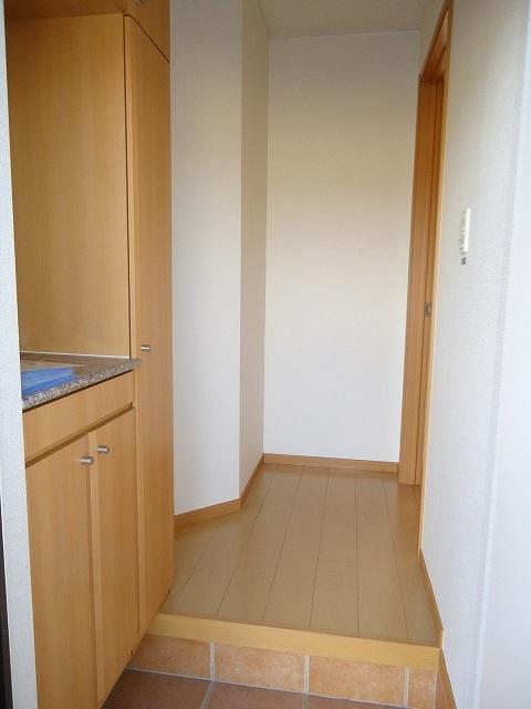 ジュネス矢田Ⅰ 101号室の玄関