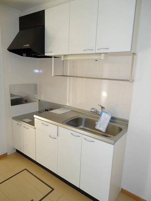 ジュネス矢田Ⅰ 101号室のキッチン